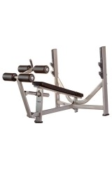 E36 - Olympic Decline Bench