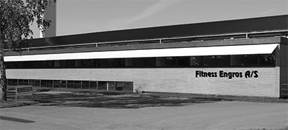 Fitness Engros A/S hovedkontor